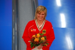 WM Gold Ursula Zimmrmann